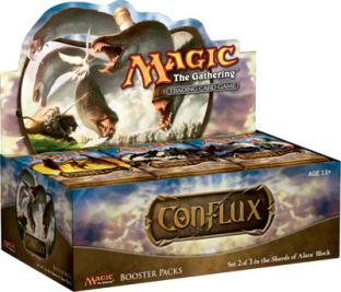 Conflux Booster Box