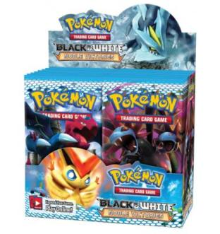 Black and White - Noble Victories - Booster Box