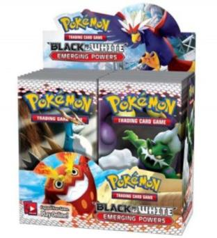 Black and White - Emerging Powers Booster Box