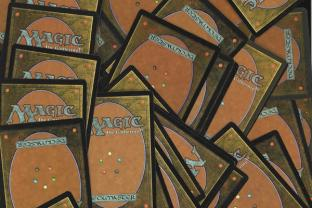 1000 Magic Card Grab Bag (1000 Common) in Near Mint Condition