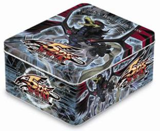 Yugioh 5D's 2010 Wave 1 Collector's Tin - Black-Winged Dragon