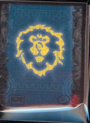 World of Warcraft CCG Official Alliance Deck Box