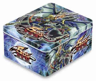 Yugioh 5D's 2010 Wave 1 Collector's Tin - Dragon Knight Draco-Equiste