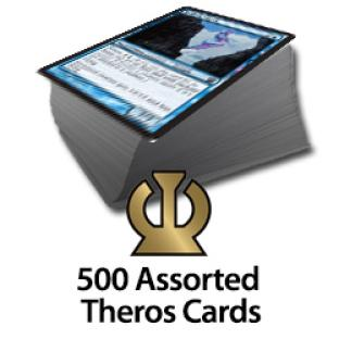 500 Theros Assorted Cards