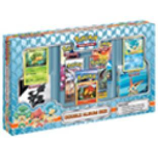 Pokemon Double Album Box