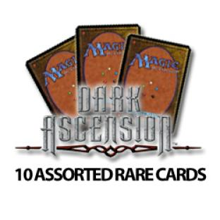 Dark Ascension - 10 Assorted Rares