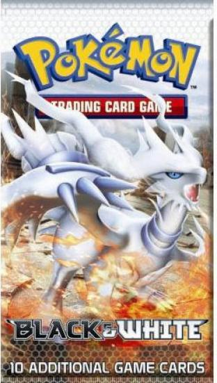 Black and White Booster Pack