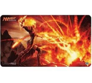 Magic 2014 Flames of the Firebrand Playmat