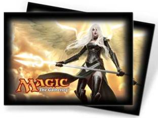 Avacyn Restored Standard Size Card Sleeves - Avacyn, Angel of Hope (80 count)