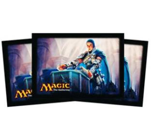Dragon's Maze Standard Card Sleeves (80ct) - Azorius