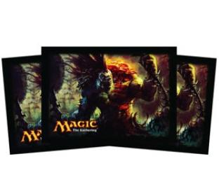 Dragon's Maze Standard Card Sleeves (80ct) - Golgari