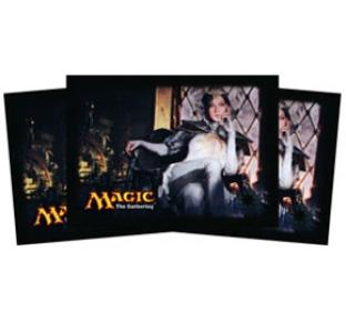 Dragon's Maze Standard Card Sleeves (80ct) - Orzhov