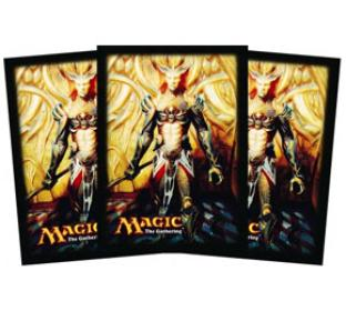 Dragon's Maze Standard Card Sleeves (80ct) - Simic