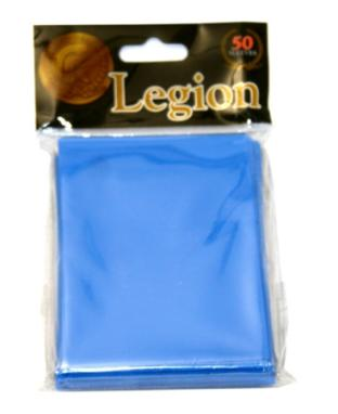 Legion Blue Standard Sized 50 ct Sleeves
