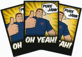 Legion Pure Jank Standard Sized 50 ct Sleeves