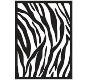 Legion Zebra Standard Sized 50 ct Sleeves