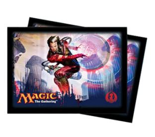 Ultra Pro - Return to Ravnica Sleeves (80 ct) - Izzet