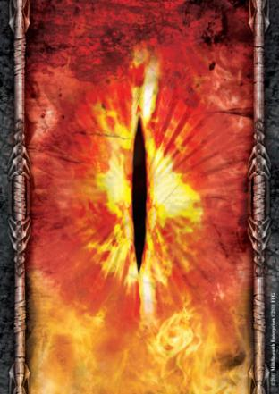 Fantasy Flight - Lord of the Rings Sleeves - Eye of Sauron (50 Count)