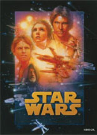 Star Wars Limited Edition - A New Hope Standard Sized Sleeves (50ct)
