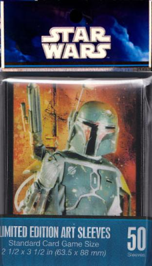 Star Wars Limited Edition - Boba Fett Sleeves (50ct)