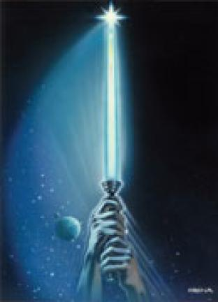 Star Wars Limited Edition - Lightsaber Standard Sized Sleeves (50ct)