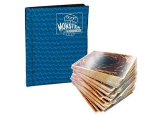 100 Assorted Yugioh Cards Plus Bonus Premium 2 Pocket Monster Binder