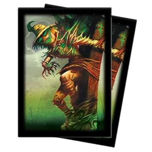 Ultra Pro - Darkside of Oz Scarecrow Standard Sized Sleeves 50ct