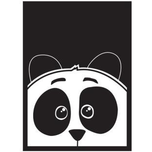 Legion Panda Standard Sized Sleeves 50ct