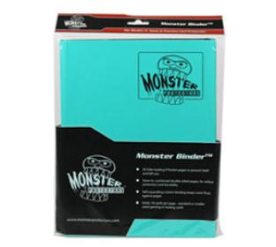 9 Pocket Monster Binder - Teal