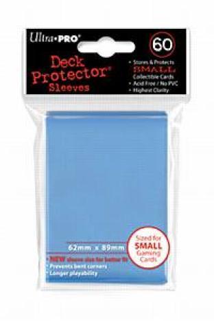 Ultra Pro - 60 ct Sleeves - Light Blue