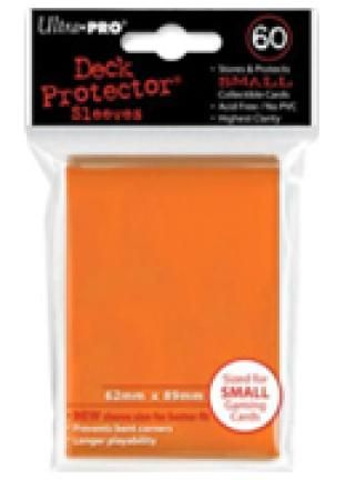 Ultra Pro - 60 ct Sleeves - Orange - Yugioh Sized