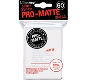 Ultra Pro - Yugioh Sized - 60 ct Sleeves - Pro-Matte White