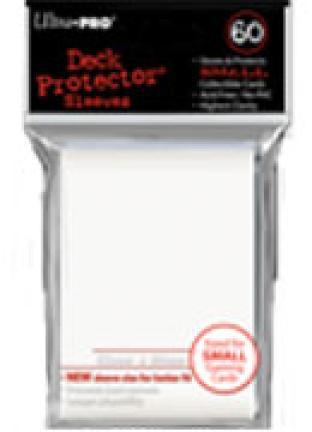 Ultra Pro - Yugioh Sized - 60 ct Sleeves - White