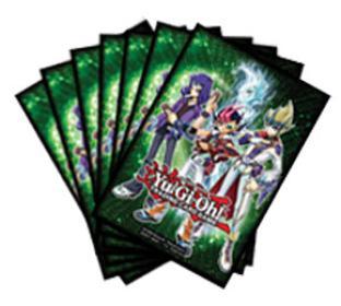 Yu-Gi-Oh Zexal Card Sleeves