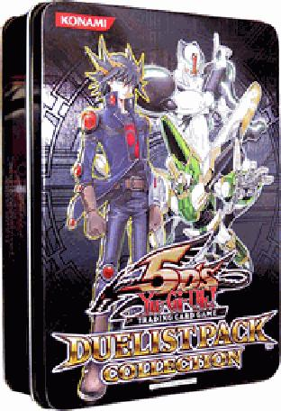 Duelist Pack Collection Tin 2011 - With Frozen Fitzgerald