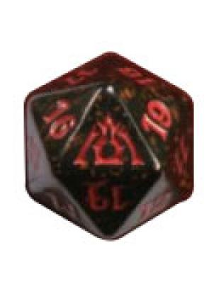 Dragon's Maze Rakdos Spindown Die