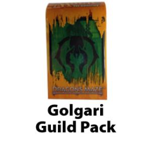 Dragon's Maze Guild Pack - Golgari
