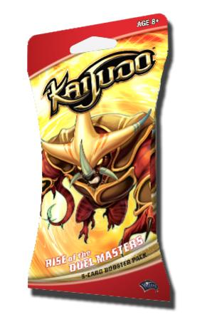Kaijudo Rise of the Duel Masters Booster Packs