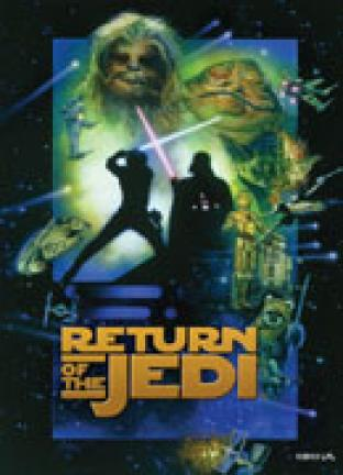 Star Wars Limited Edition - Return of the Jedi Standard Sized Sleeves (50ct)