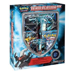Team Plasma Box