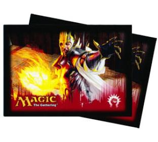Ultra Pro - Gatecrash Standard Card Sleeves (80 ct) - Boros
