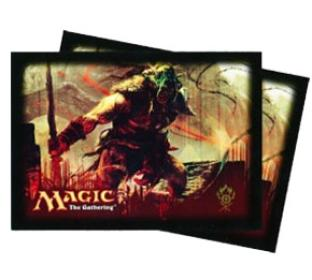 Ultra Pro - Gatecrash Standard Sized Sleeves (80 ct) - Gruul