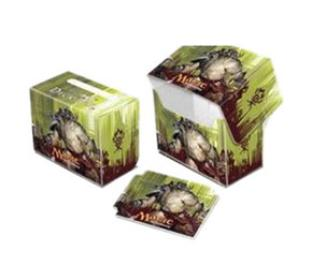 Dragon's Maze Deck Box - Gruul