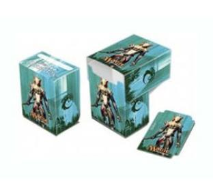 Dragon's Maze Deck Box - Simic