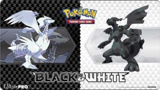 Ultra Pro - Pokemon Black and White Playmat feat. Reshiram and Zekrom