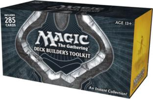 Deck Builder's Toolkit Magic - 2013 Core Set Edition