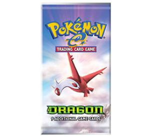 EX Dragon Booster Pack