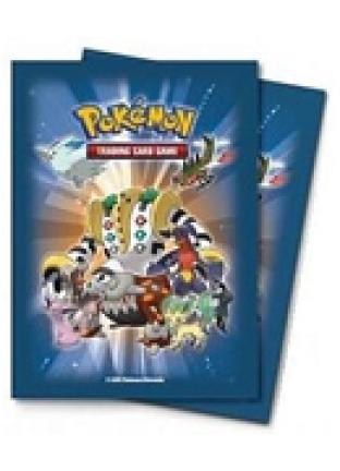 Ultra Pro - Pokemon Generic Series 3 Deck Protectors - Pack of 50 Sleeves