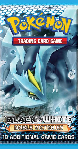 Black and White - Noble Victories - Booster Pack