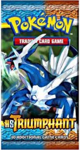 HS Triumphant - Booster Pack
